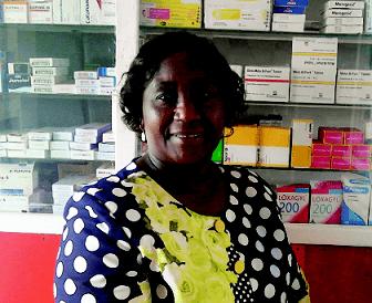 Pharm Margaret Bolanle  Salako