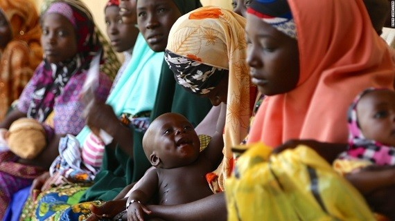 Malnutrition, Thirst and Disease Threaten Lives of Millions of Children in North-East Nigeria and South Sudan