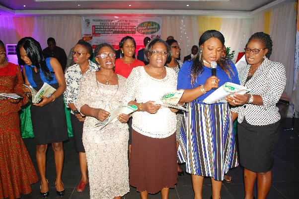 participants at the Enugu PSN conference
