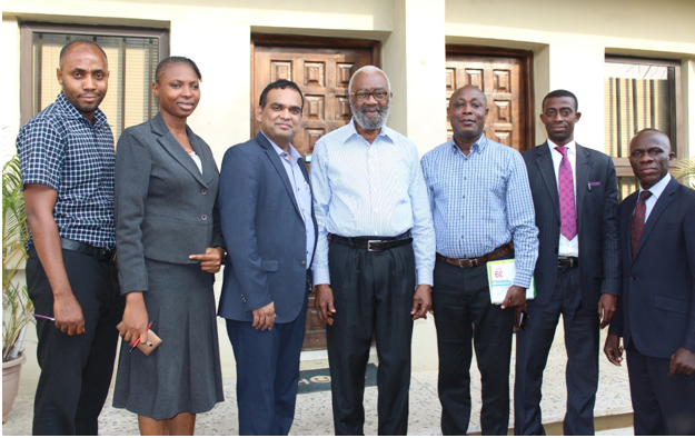 As management pays courtesy visit to Pharmanews