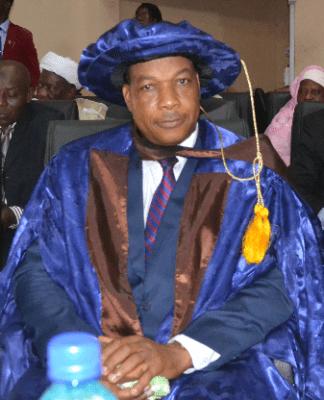 Professor of Pharmacy