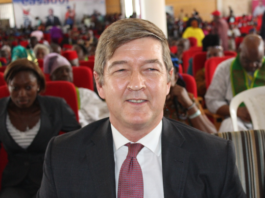 Chief economist, Price Water Corporation (PWC) Nigeria.