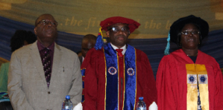 University of Ibadan Pharmacy Faculty Inducts 55 Graduands into Council