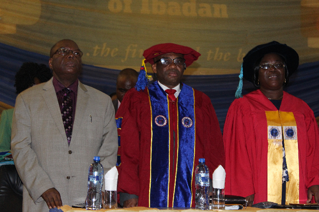 PCN Inducts 55 UI Pharmacy Graduands