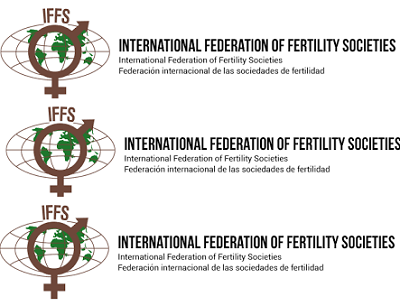 International Federation of Fertility Societies Logo