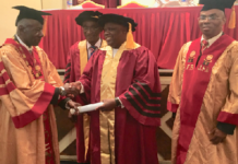 Pharm. Yakasai Bags Three Awards in April