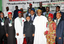 National Productivity Award