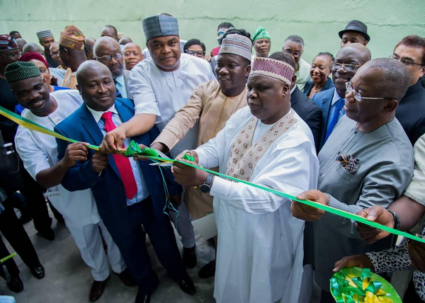 Commissioning of the new ACPN national secretariat