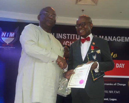 Baale Bags NIM Fellowship Award