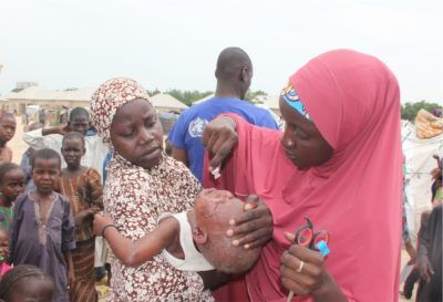 WHO Vaccinates 377,000 People against Cholera in Adamawa