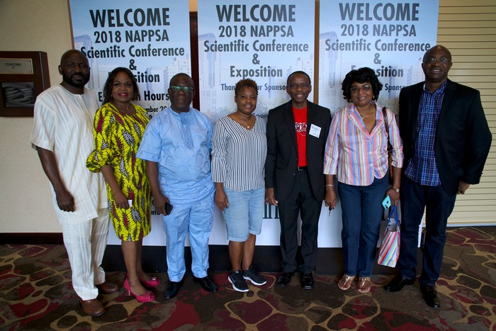 Faces at 2018 NAPPSA Conference