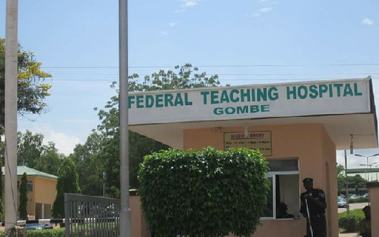 Federal Teaching Hospital Gombe Gets New CMD