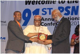 Pharmanews Receives PSN Appreciation Award