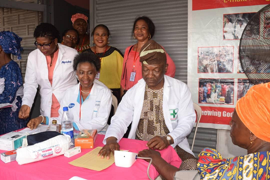 Agbaje lauds the Roses Ministry, tasks FG on healthcare delivery