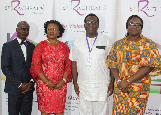 St. Racheal's Boss, Microbiologist Seek Action on Antibiotic Resistance
