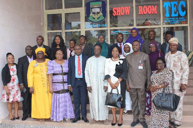 Babalola canvasses disruptive technology at UNILORIN Pharmacy induction
