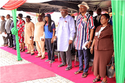 Governor Dickson, Etebu, Others Applaud Bayelsa's First Pharmaceutical Fair