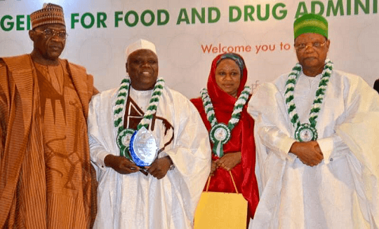 Adelusi-Adeluyi, Yakasai, Others Bag NAFDAC's Legacy Award