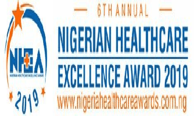 Nomination Commences for the 2019 Nigerian Healthcare Excellence Awards