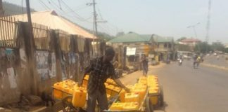 Residents Groan as Water Scarcity Hits Lokoja