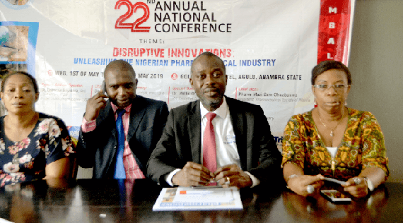 NAIP chairman urges government to establish pharmaceutical parks