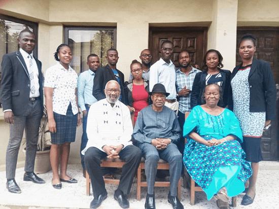 Paul Enebeli Pays Courtesy Visit to Pharmanews