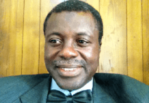 Pharm. Munir Elelu, is our Personality for April
