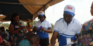 NAIP Takes Healthcare Services to Omor Town Residents