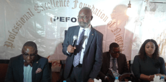 Engage Committed Professionals for Efficiency, Atueyi Canvasses