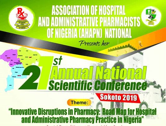AHAPN Holds 21st Annual National Scientific Conference in Sokoto