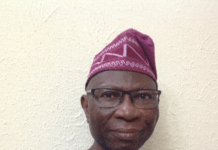 Festus Ogunbona Joins the League of Emeritus Professors