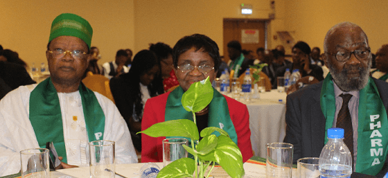 Aisha Buhari, Sanwo-Olu Task Pharmacists on Drug Abuse