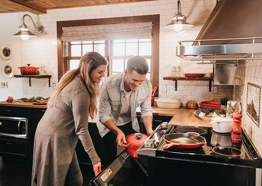 Experts urge Families to Create Time for Cooking