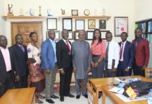 National Executives of NAIP Visit Pharmanews