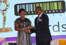 Ohuabunwa Wins Pharmalliance Leadership Award