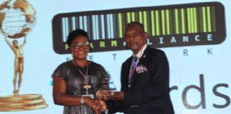 Ohuabunwa Wins Pharmalliance Leadership Award
