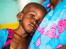1 in 8 Nigerian Children Dies before fifth Birthday, about 2 in 3 stunted