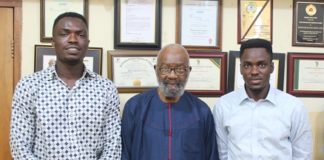 Executives of UNILAG Igbo Medical Students Association Visit Pharmanews