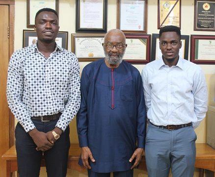 Executives of UNILAG Igbo Medical Students Association Visit Pharmanews
