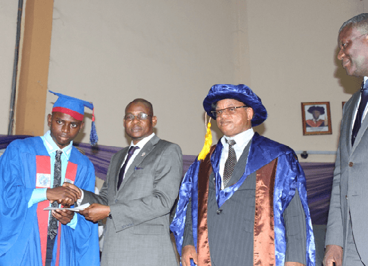 UNILORIN Inducts 29 New Pharmacists