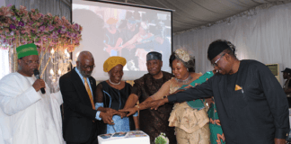 Mass Turnout at Pharmanews' 40th Anniversary, 80th Birthday of Atueyi