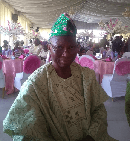 How I influenced ACT adoption in malaria chemotherapy - Prof. Ogunbona