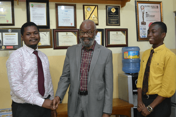 Pharmacy students need more time for social activities – PANS President, UNILAG