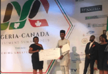 Aliyu Bello Wins $2000 Healthcare Innovation &Tech Advancement Prize
