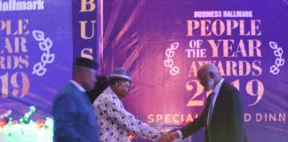 Atueyi, Obiano, Dabiri-Erewa, 12 Others Win Business Hallmark 'People of the Year' Awards