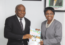 AHAPN Leadership Visit NAFDAC's Head Office in Lagos