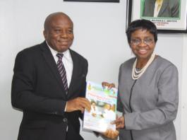 AHAPN Leadership Visit NAFDAC's Head Office in Lagos