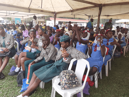 Researchers Sensitise Secondary Students on HIV Self-Testing