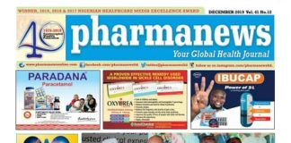 Pharmanews Journal, December 2019 Edition