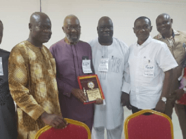 Full Gospel Int'l Appoints Atueyi as National Director Emeritus